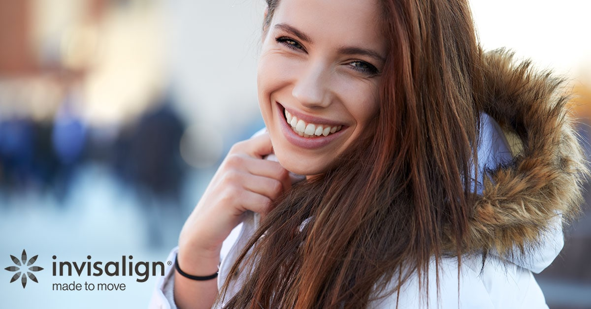 invisalign teeth straightening in lichfield dentist