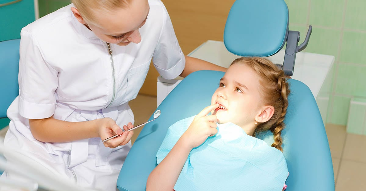 childrens dentistry in lichfield staffordshire