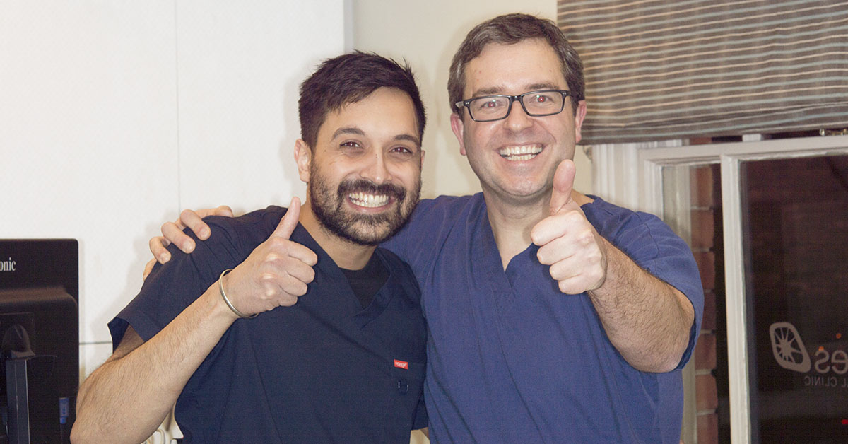 dentist stuart simon in lichfield