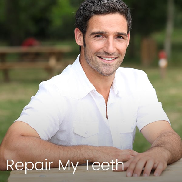 tooth repair in lichfield
