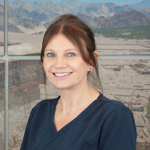 tina dental nurse in lichfield