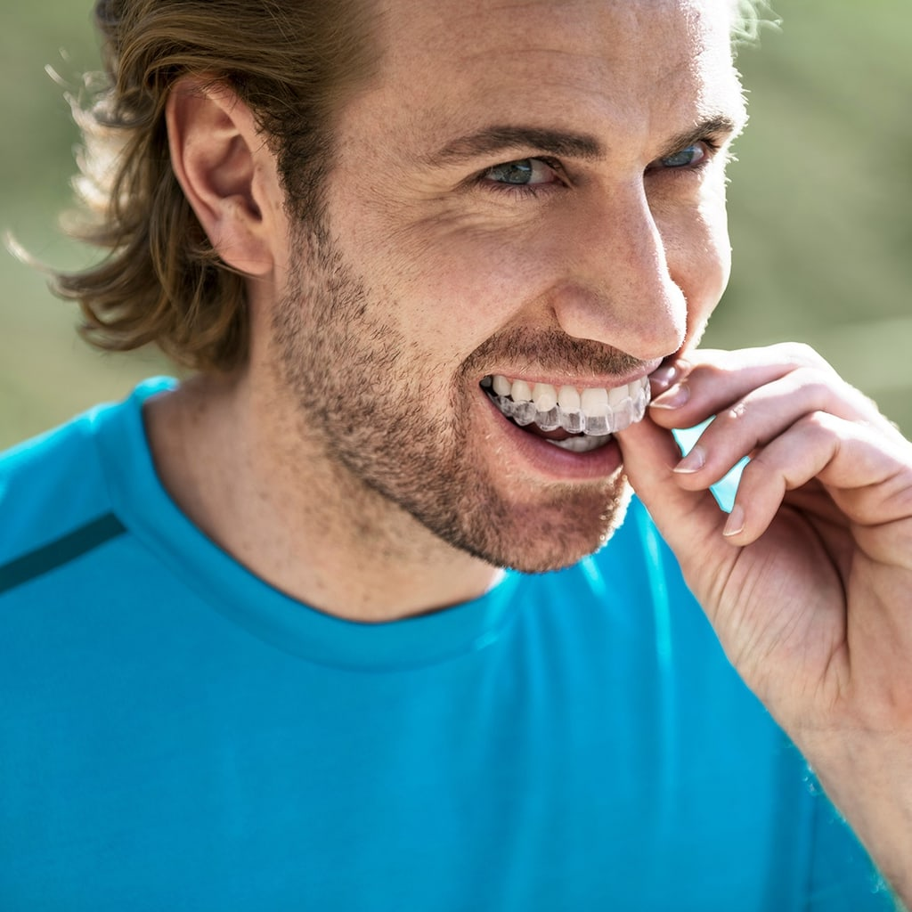 invisalign clear braces in staffordshire