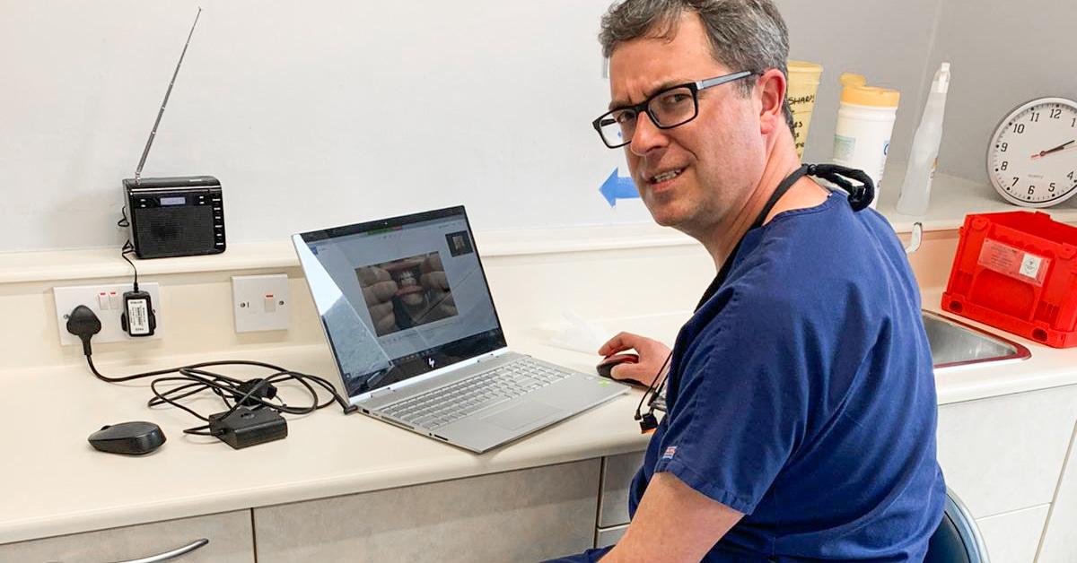 lichfield dentist online consultations
